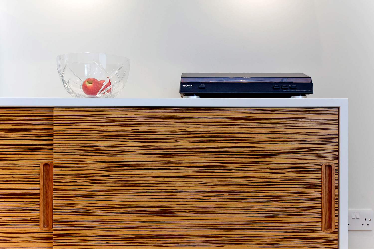 Custom-made sideboard