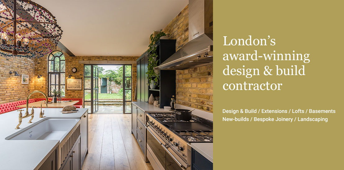 Get Turner Construction London's award-winning design & build contractor
